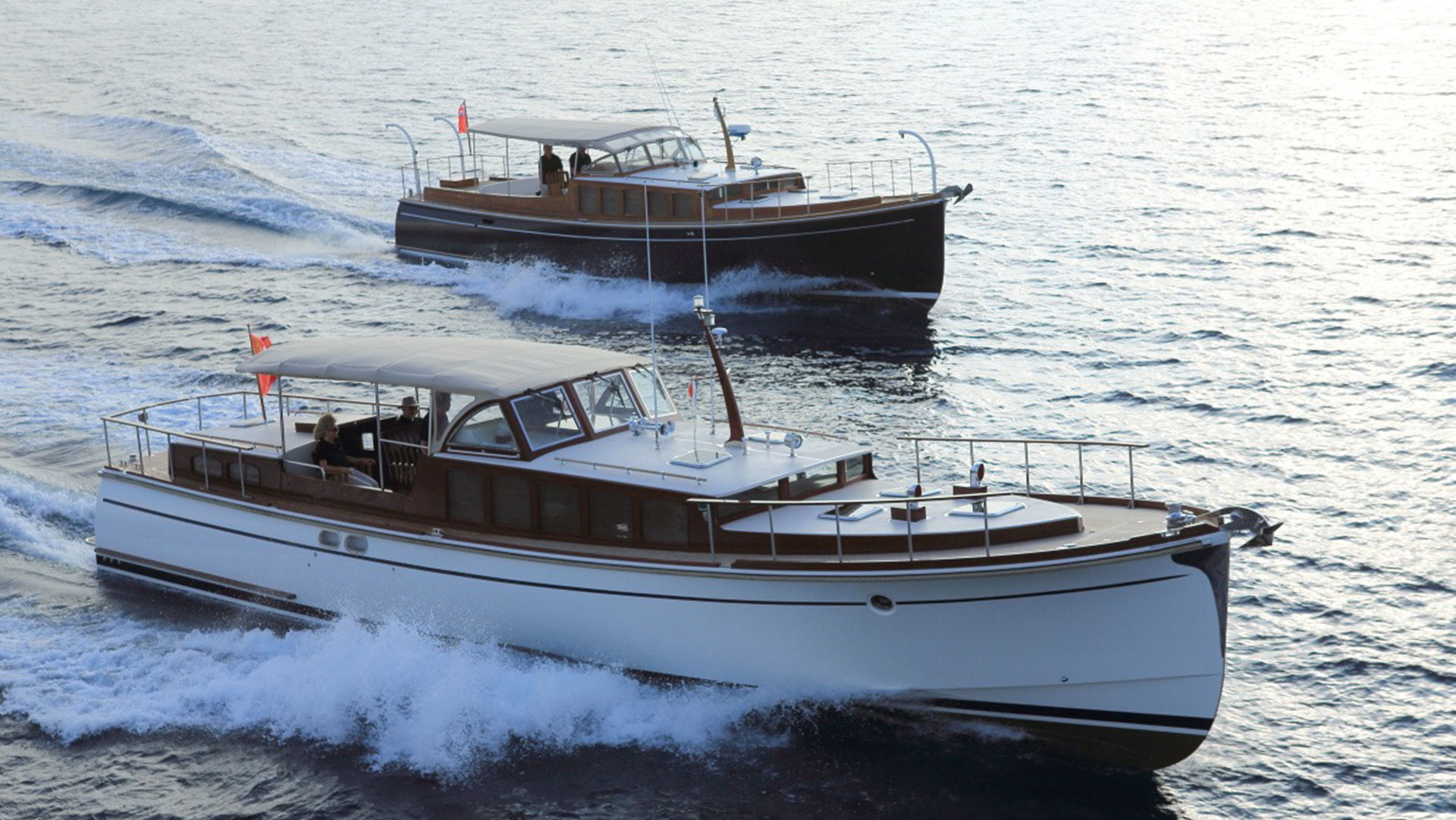 Classic boats Andreyale